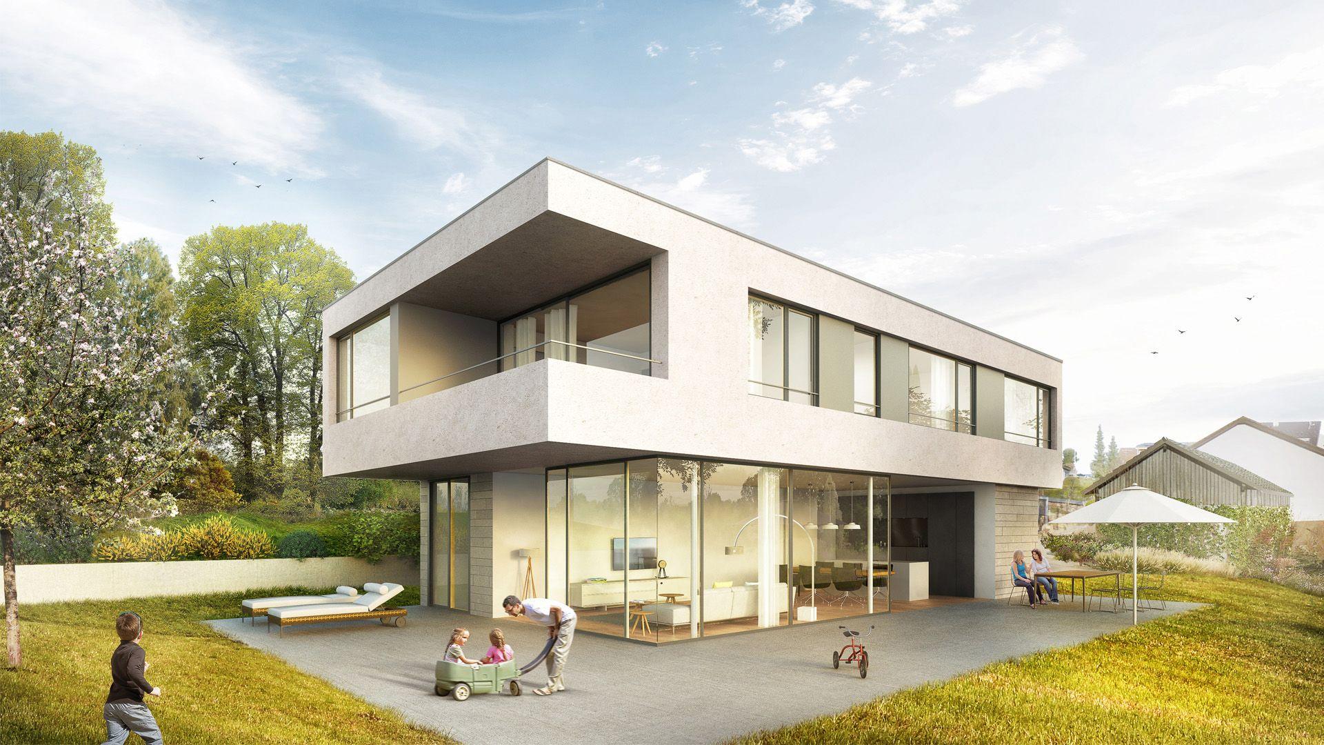 zweib Architekt Neuweiler | Haus planen | Architektenhaus ...