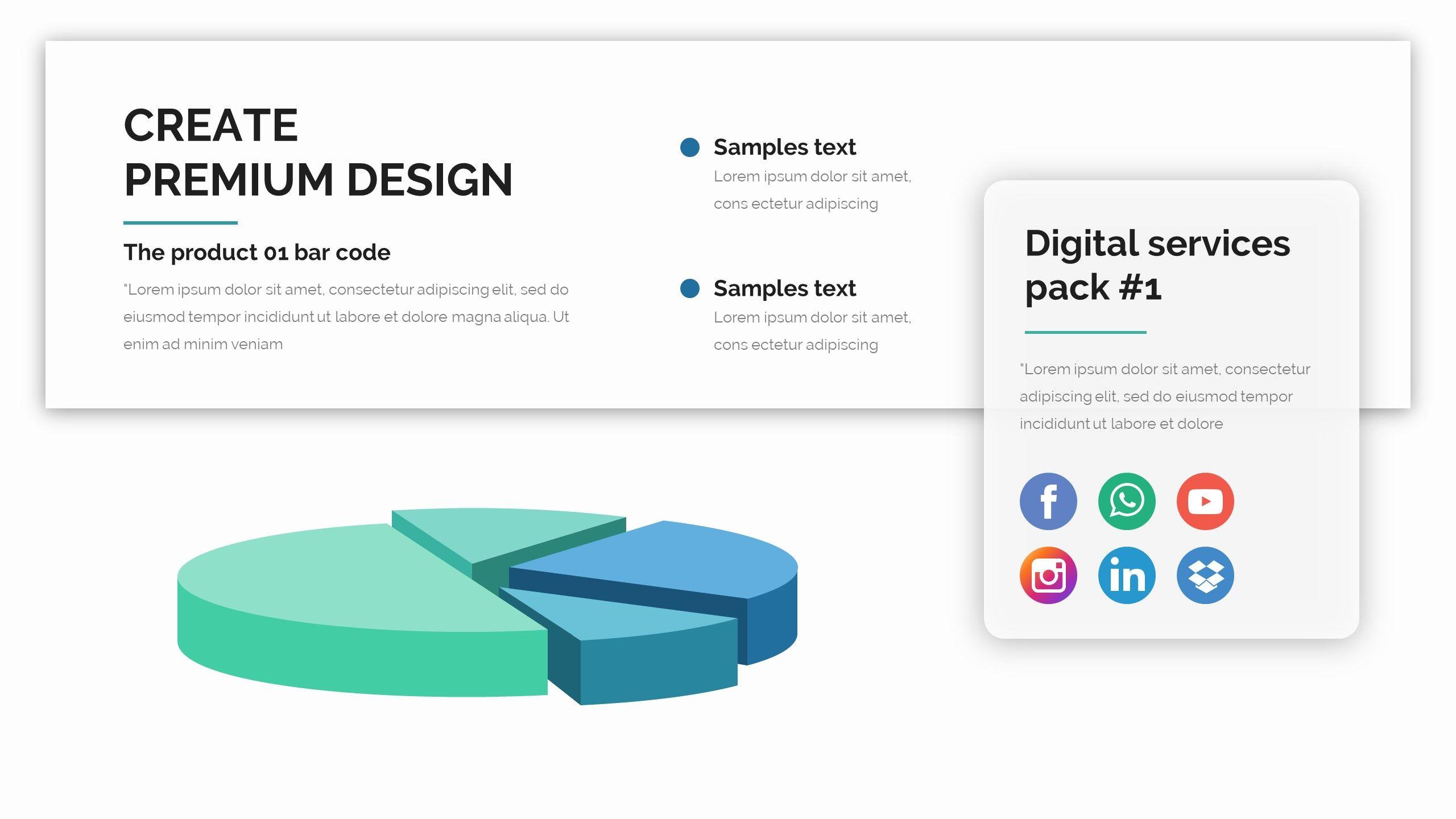 Consumer Insight Pitch Deck Google Slide Template Consumer Insights Templates Keynote Template