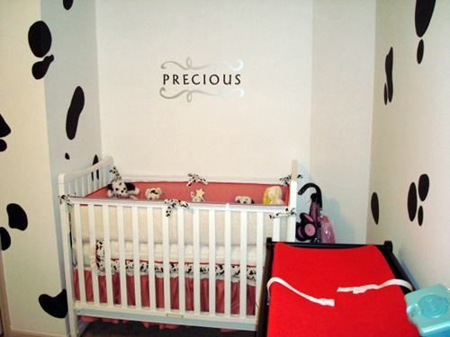 Dalmatians Themed Nursery Decor Baby Room Images Baby Nursery Themes Disney Baby Rooms Nursery