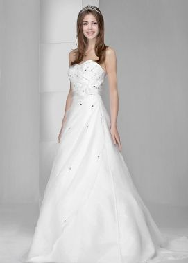 Anastasia wedding dress berkertex robes