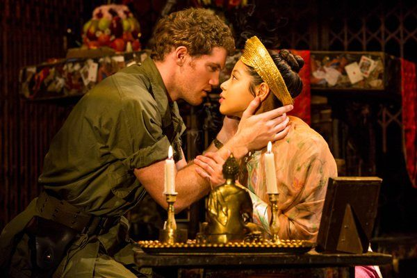 Photo Flash Welcome To The American Dream A First Look At Miss Saigon Opening Tonight Miss Saigon Musical Miss Saigon Musicals