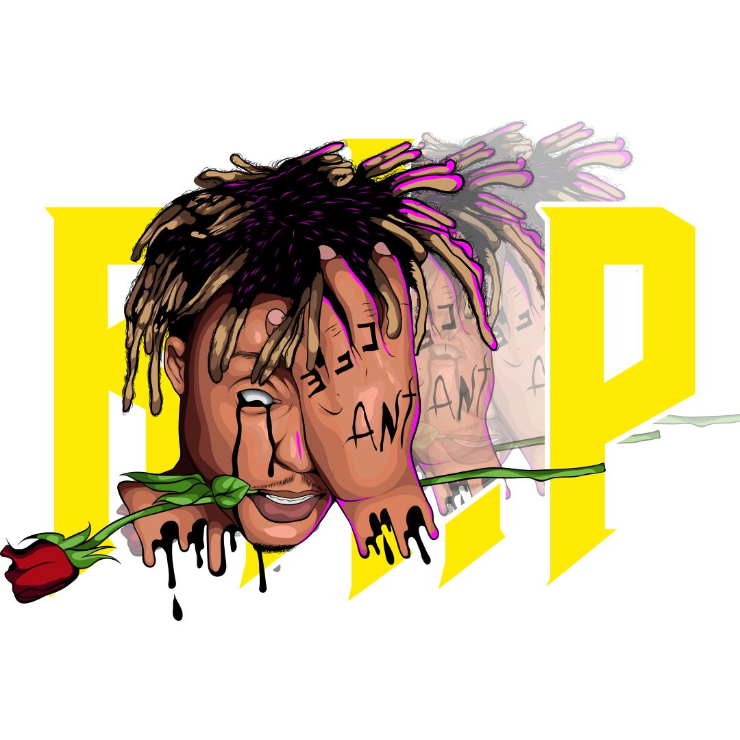 Artwork for juice wrld Artwork, Photo and video