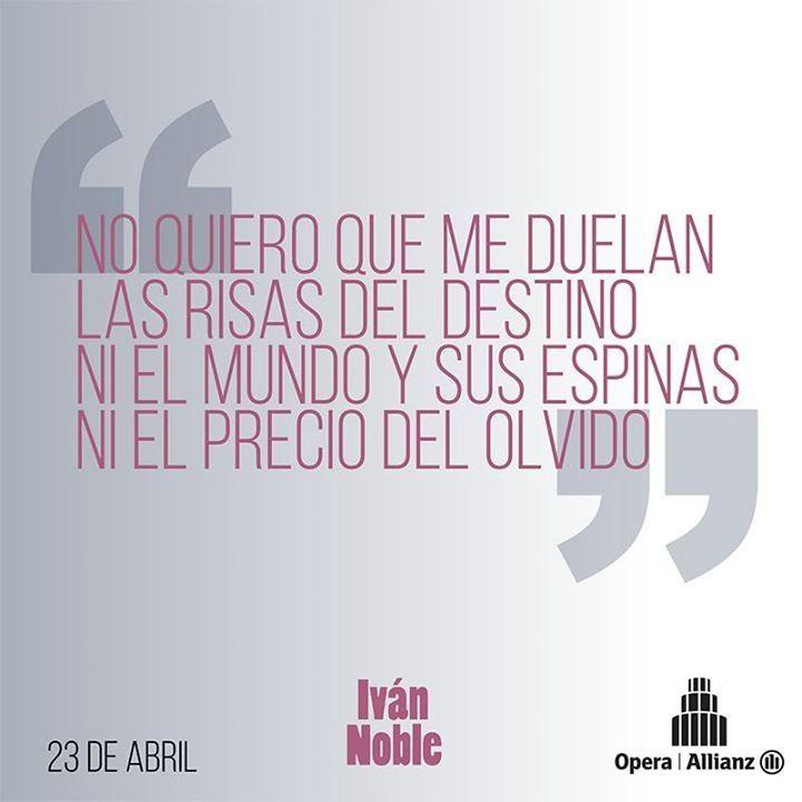 Iván Noble La Vida Sigue Frases De La Vida Rock En Español