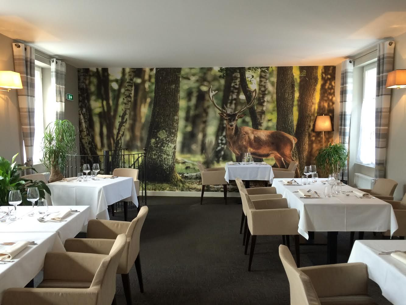 Deco restaurant campagne 78 r alisations julie for Deco restaurant