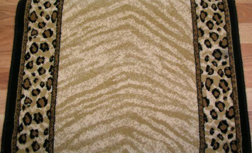 Robot Check Stair Runner Carpet Animal Print Stair Runner | Home Depot Hall Runners By The Foot | Persian Rug | Area Rugs | Flooring | Staircase | Rug Runner