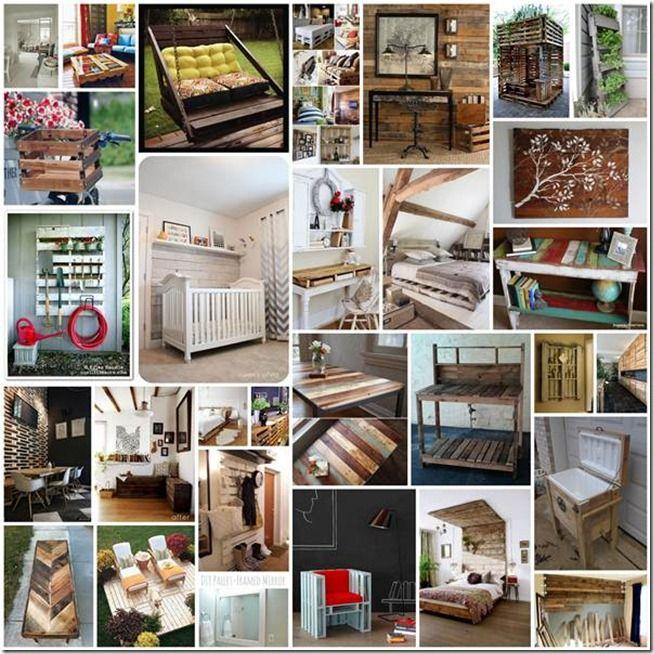 Humus liquido pesquisa google reutilizar pallets - Muebles madera reciclada ...
