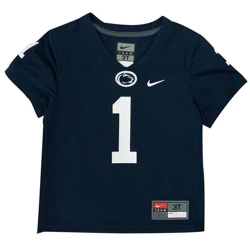 Nike Toddler Football Jersey – Navy / 3T