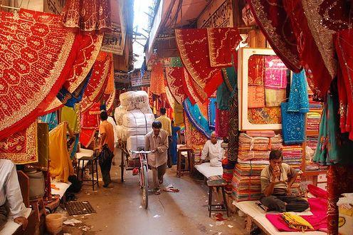 mercado de india -