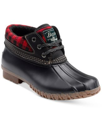 163419d14be G.H. Bass & Co. Women's Dorothy Ankle Duck Boots | cold weather cute ...