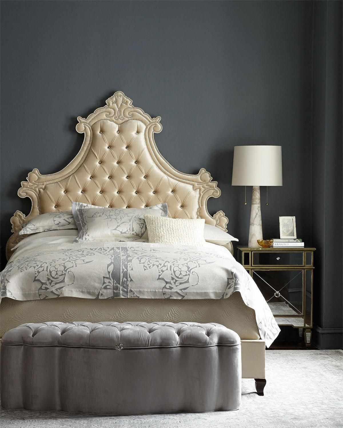 Gustav king bed in products pinterest bed king beds and
