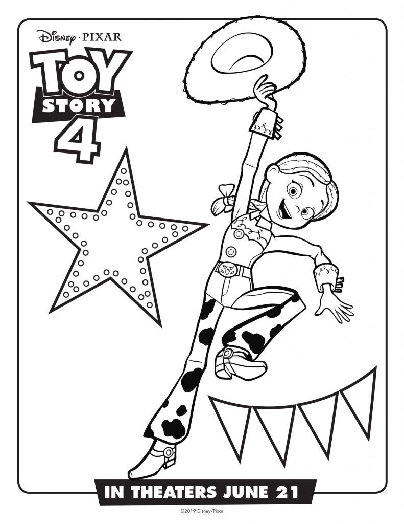 Toy Story 4 Coloring Pages Best Coloring Pages For Kids Toy Story Coloring Pages Disney Coloring Pages Toy Story Printables