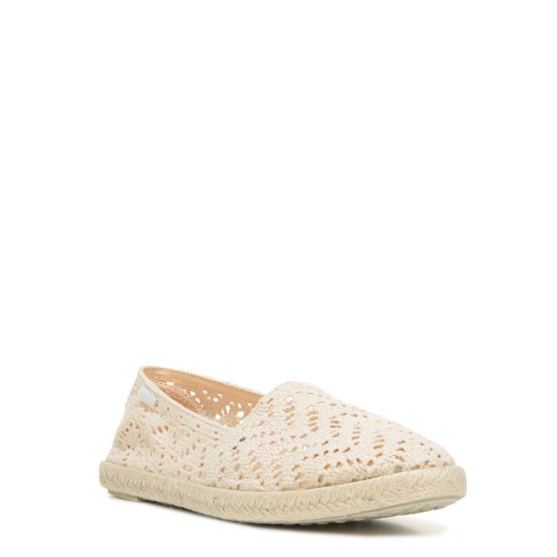 Rocket Dog Women's Acosta Espadrille Flat Shoes (Natural) - 10.0 M