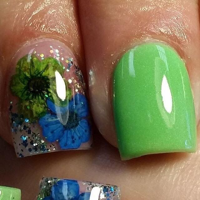 Pin de Luz Gonzalez en Acrylics | Pinterest | Diseños de uñas, Uñas ...