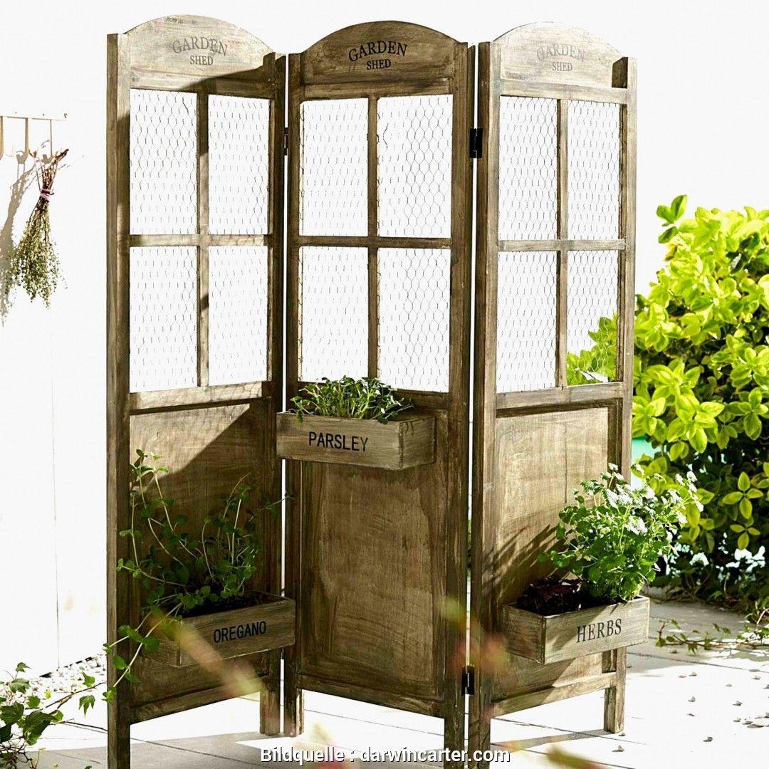 Garten Paravent Original Paravent Balkon Sichtschutz Design