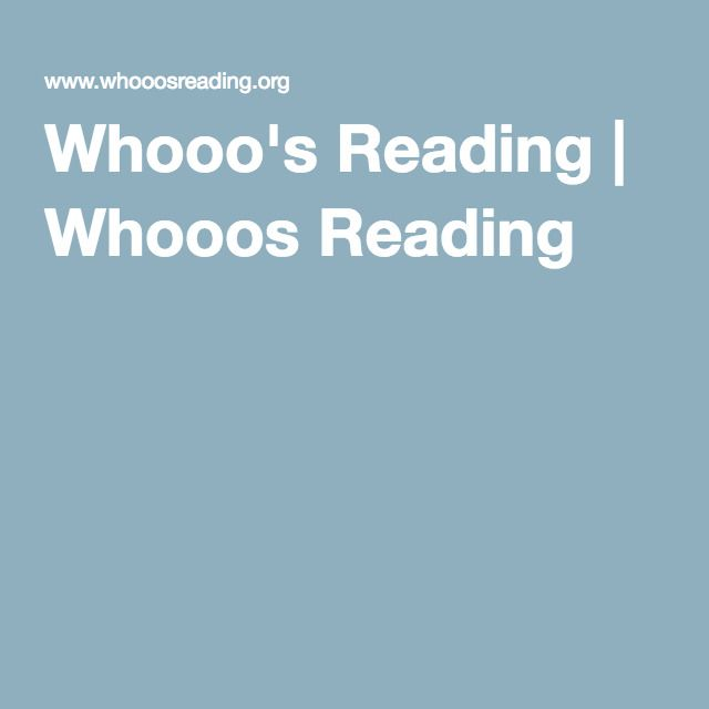 whooo s reading whooos reading library pinterest reading