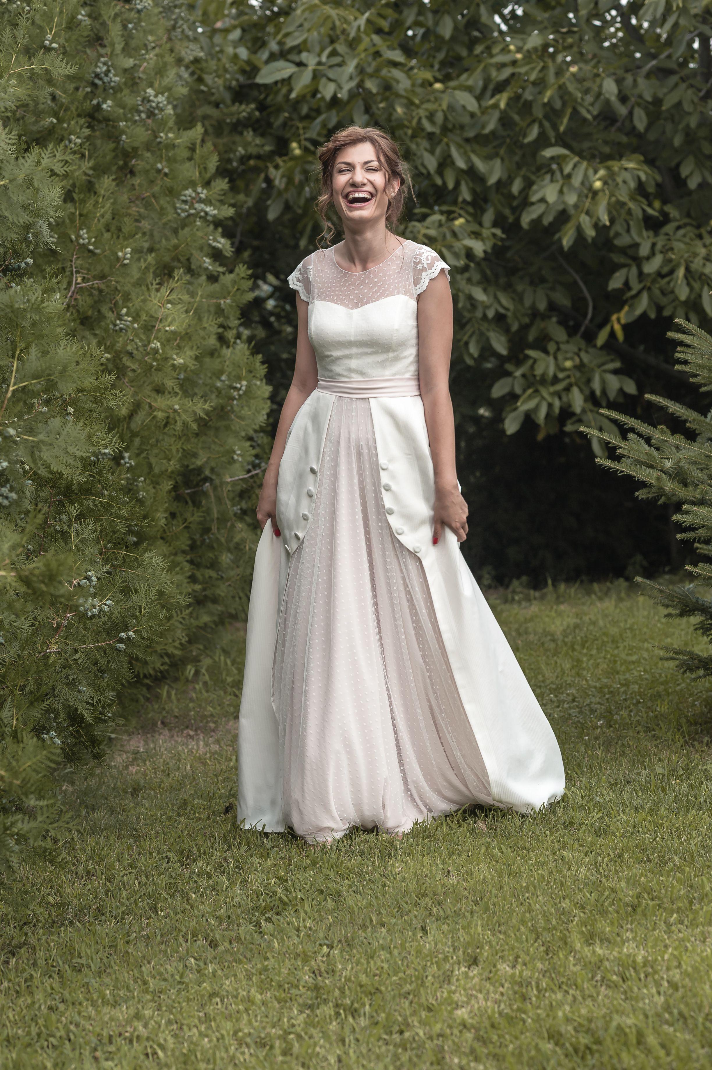 Matilda Wedding Dress MaudiKa Wedding Dress Robes de