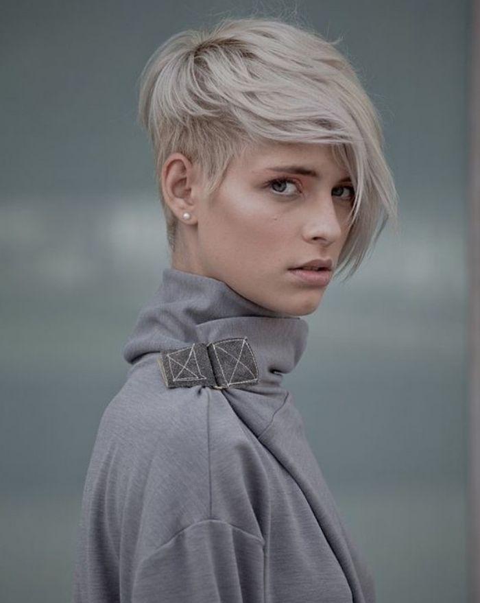 Épinglé sur sassy short hair
