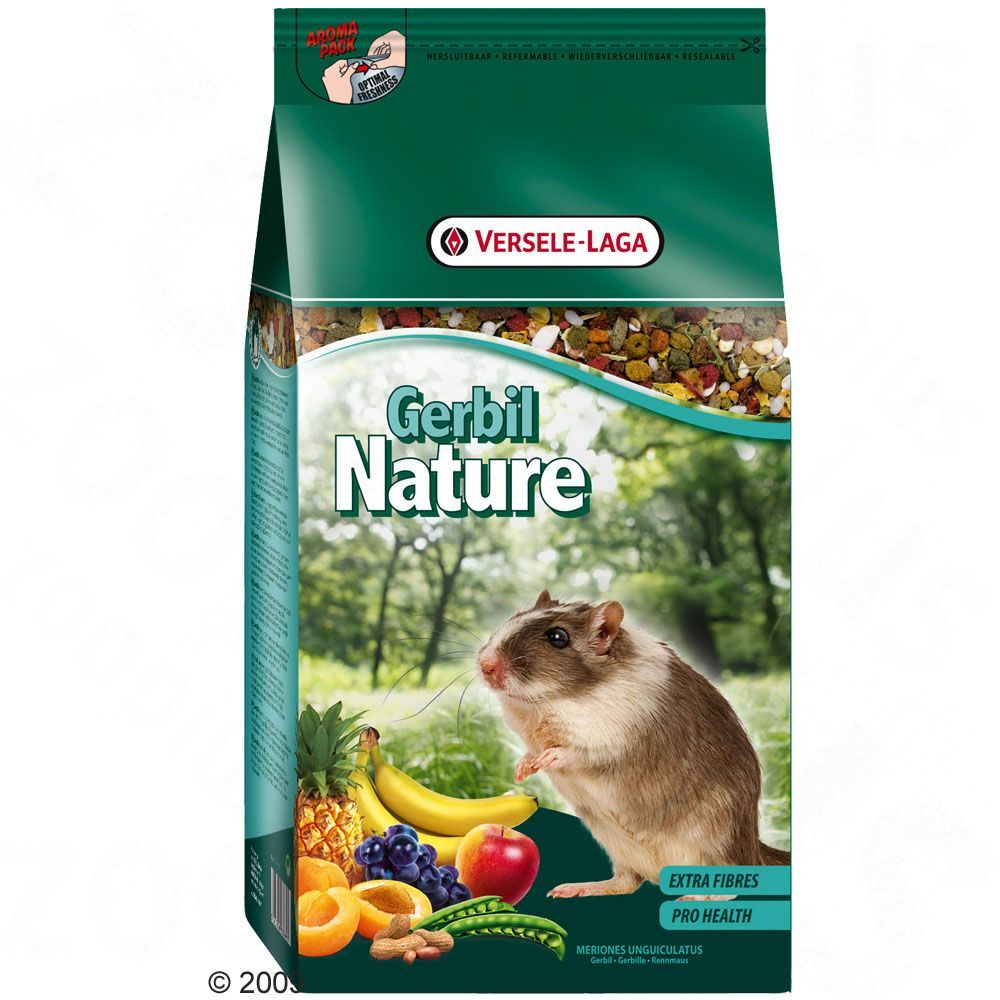 Animalerie Gerbil Nature Pour Gerbille 750 G Gerbille Nourriture Animaux