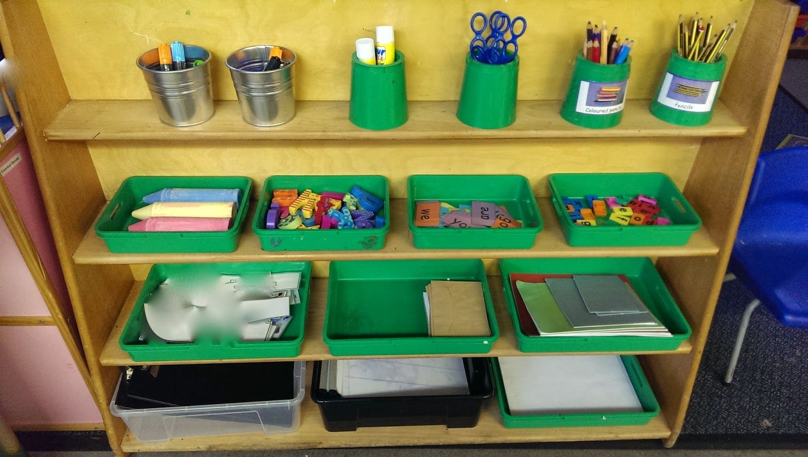 Our writing provision writing area in nursery nursery pinterest writing area eyfs and - Writing corner ideas ...