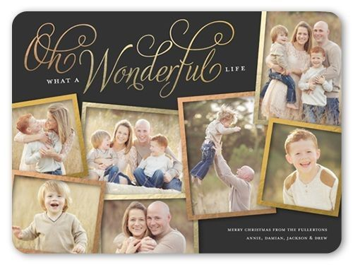 Awesome Holiday Card Design #CardDesign #HolidayCard #Gift