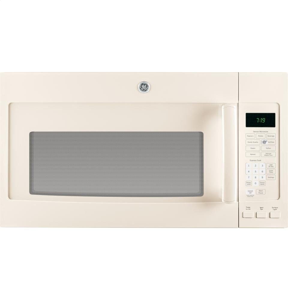 Ge Jvm7195dfcc 1 9 Cu Ft Bisque Over The Range Microwave This Is An Amazon Affiliate Link Click On The Over The Range Microwaves Microwave Cool Kitchens
