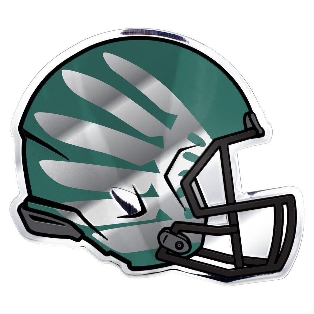Oregon Ducks Auto Emblem Helmet (Promark) Helmet
