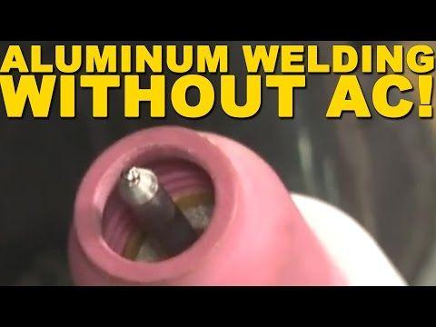 How does TIG welding work on aluminium - Tutorial DIY - 05 - RCB - aluminum tig welder sample resume