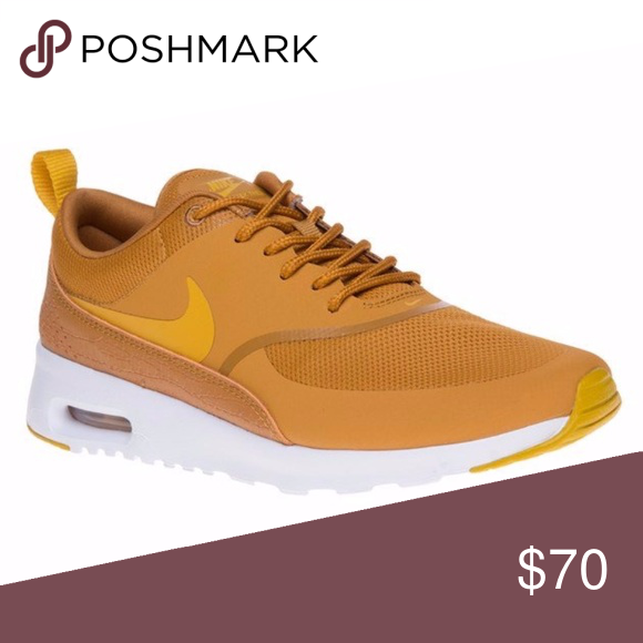best service 020aa b9b4f Nike WMNS Air Max Nike WMNS Air Max Thea Women Lifestyle SNEAKERS Desert  Ochre 599409-701 8 Sneakers in very good condition worn a few times.