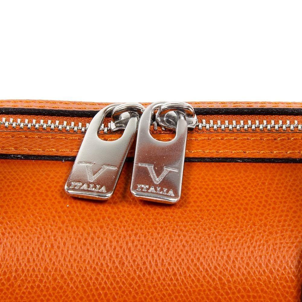 5bd5012e7124 Orange ONE SIZE V 1969 Italia Womens Handbag V014-S PALMELLATO ARANCIA