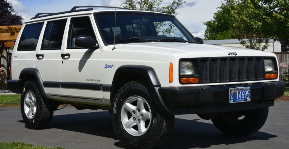 1997 Jeep Cherokee Owners Manual