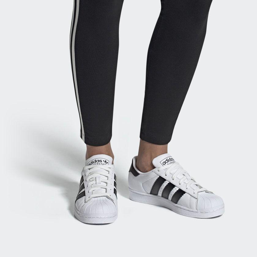 Superstar Shoes Cloud White Core Black Cloud White