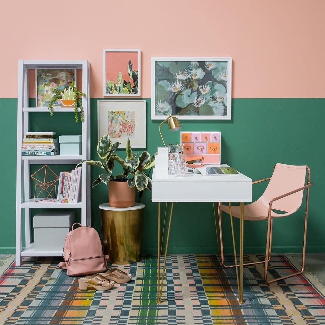 Homeoffice Best Interior Design: Eye-opening Small Home Office Storage Ideas # Homeoffice