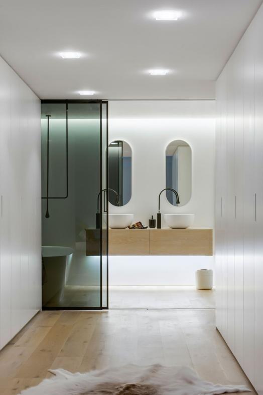 30 idee per l\'illuminazione bagno | Pinterest | Interior design ...