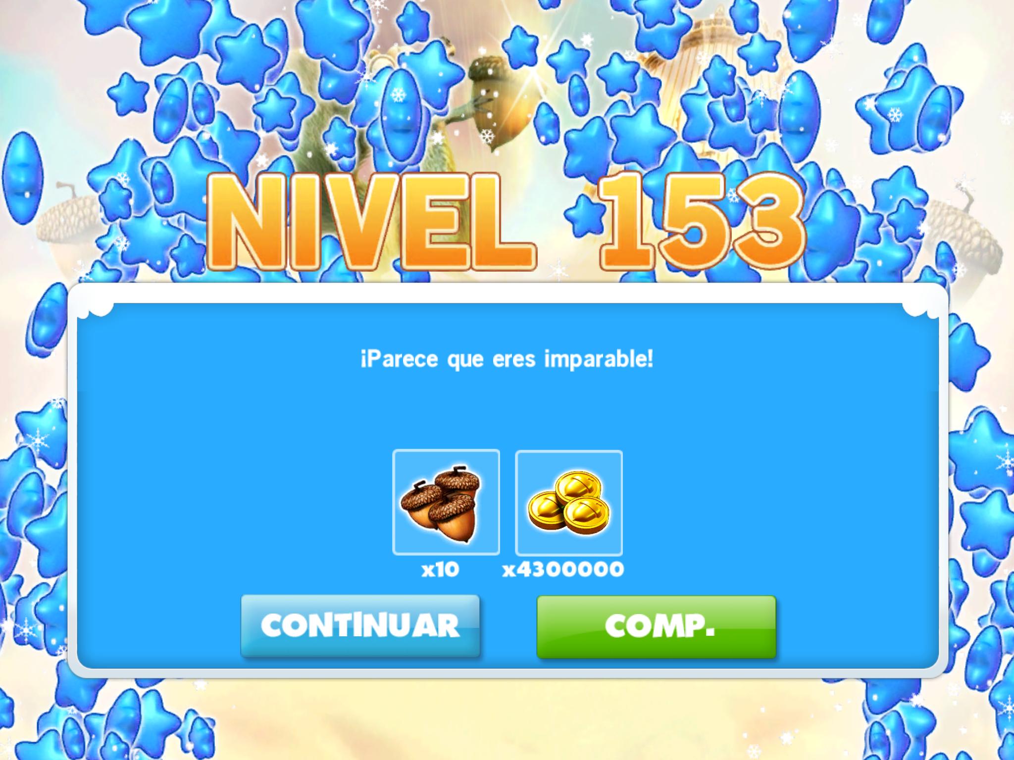 ice age village nivel 153  age hielo leyendas