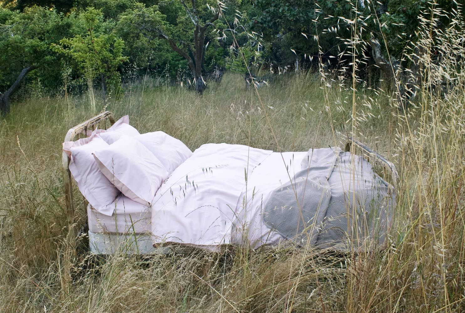 Bed In The Hay