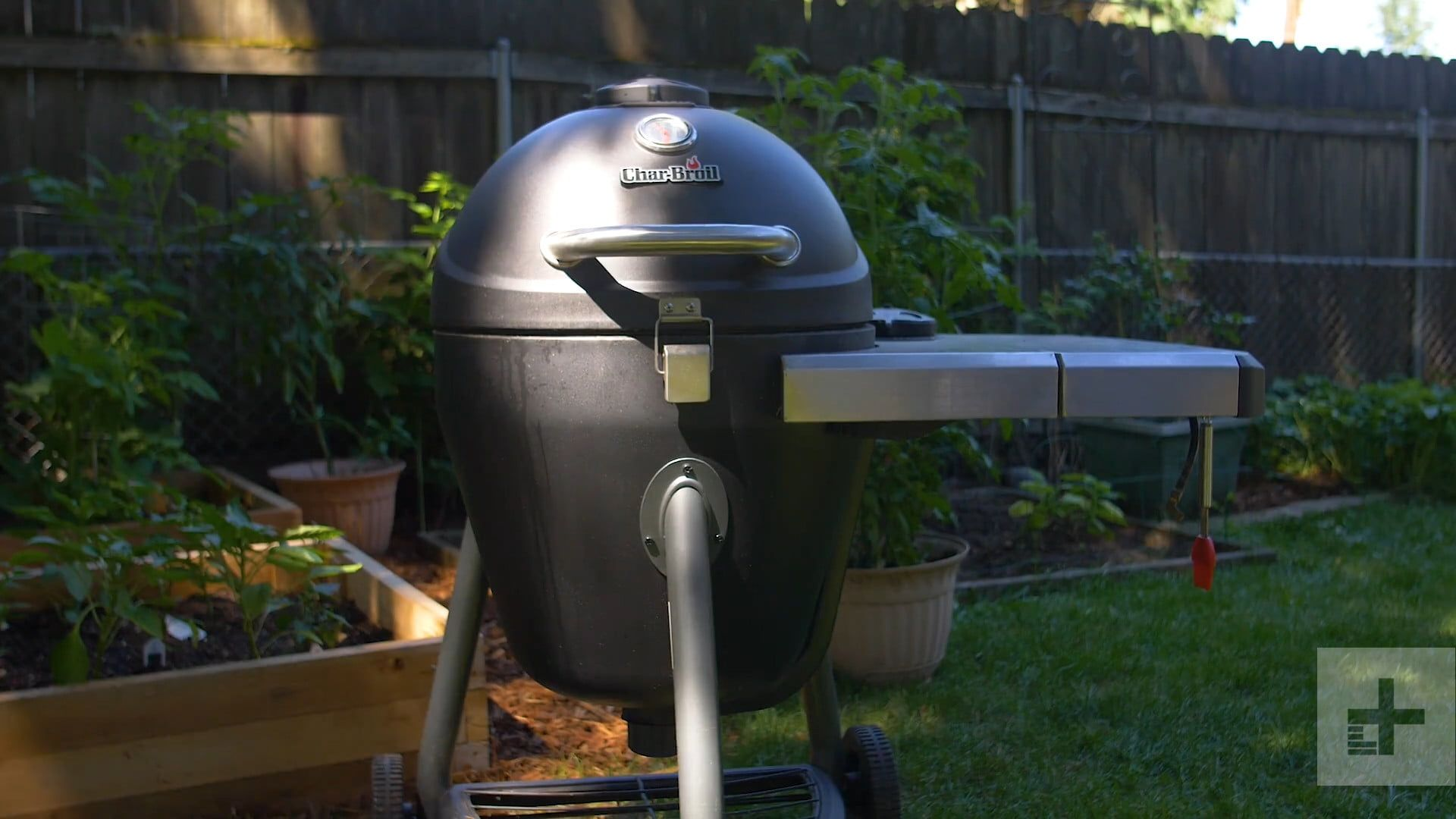 Char Broil Kamander Grill Review