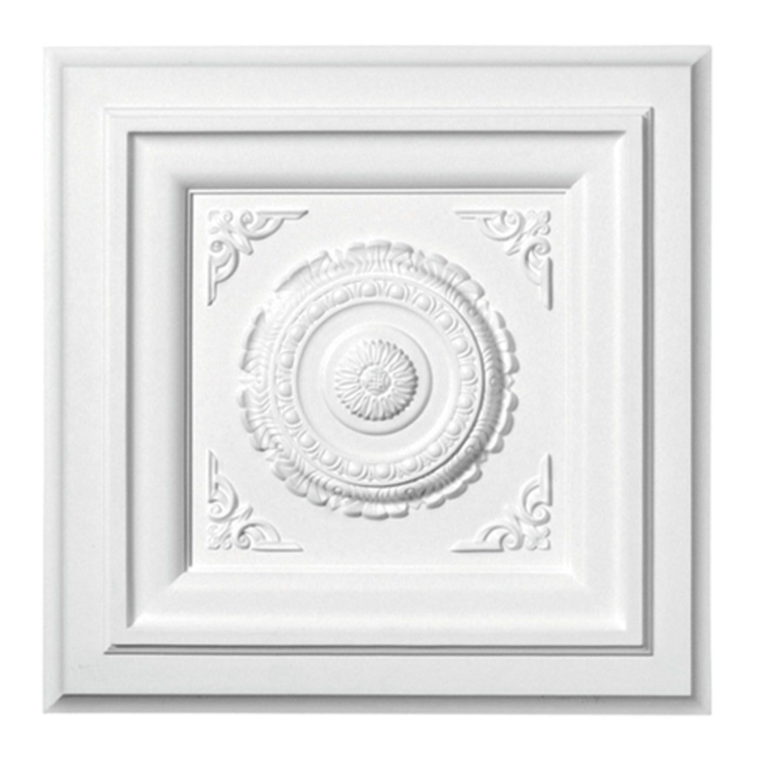 Square Ceiling Medallion