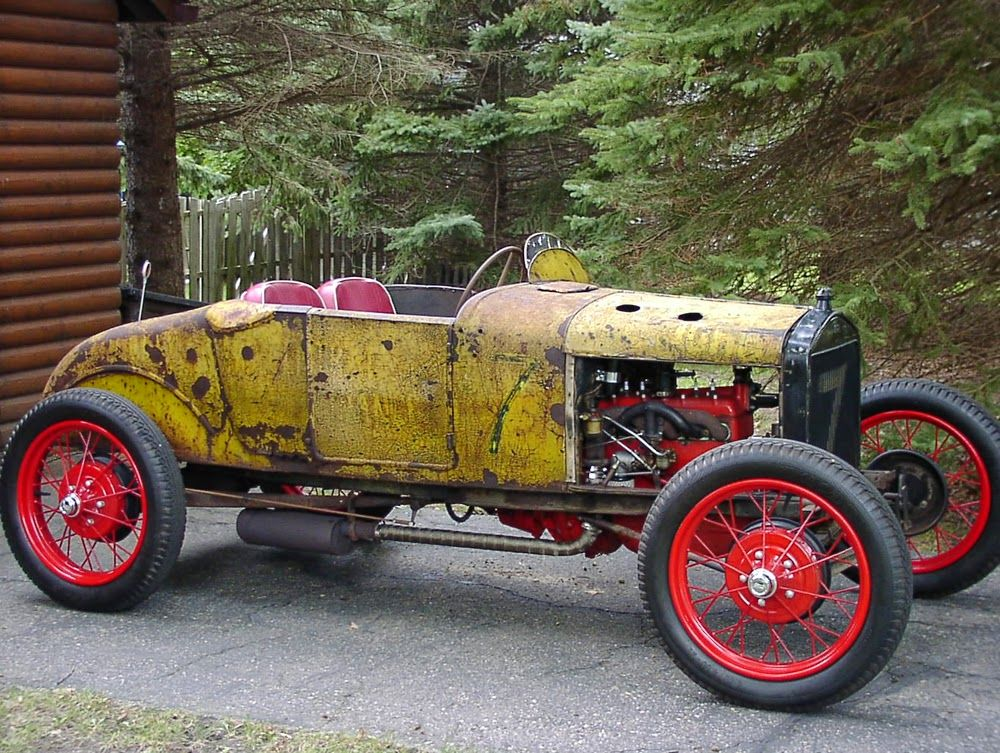 1927 Ford model T dirt track racer. | Pre-war racing cars ...