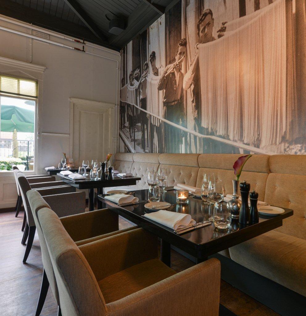 verbouwing restaurant vlaar s graveland architectuur interieur monument