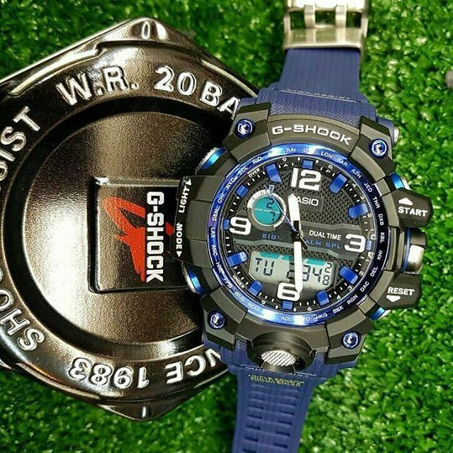 All limitations are self imposed. @noreen_zulkifli #gshock