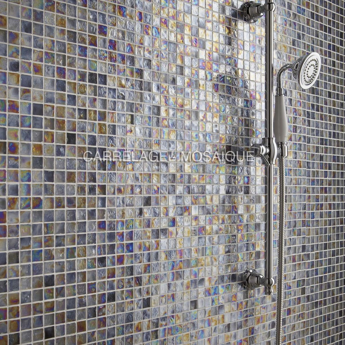 Modele Salle De Bain Avec Mosaique paris, france | carrelage mosaique, mosaique et carrelage inox