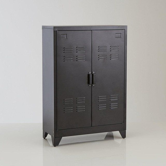 image armoire vestiaire m tal sp cial soupente hiba la. Black Bedroom Furniture Sets. Home Design Ideas