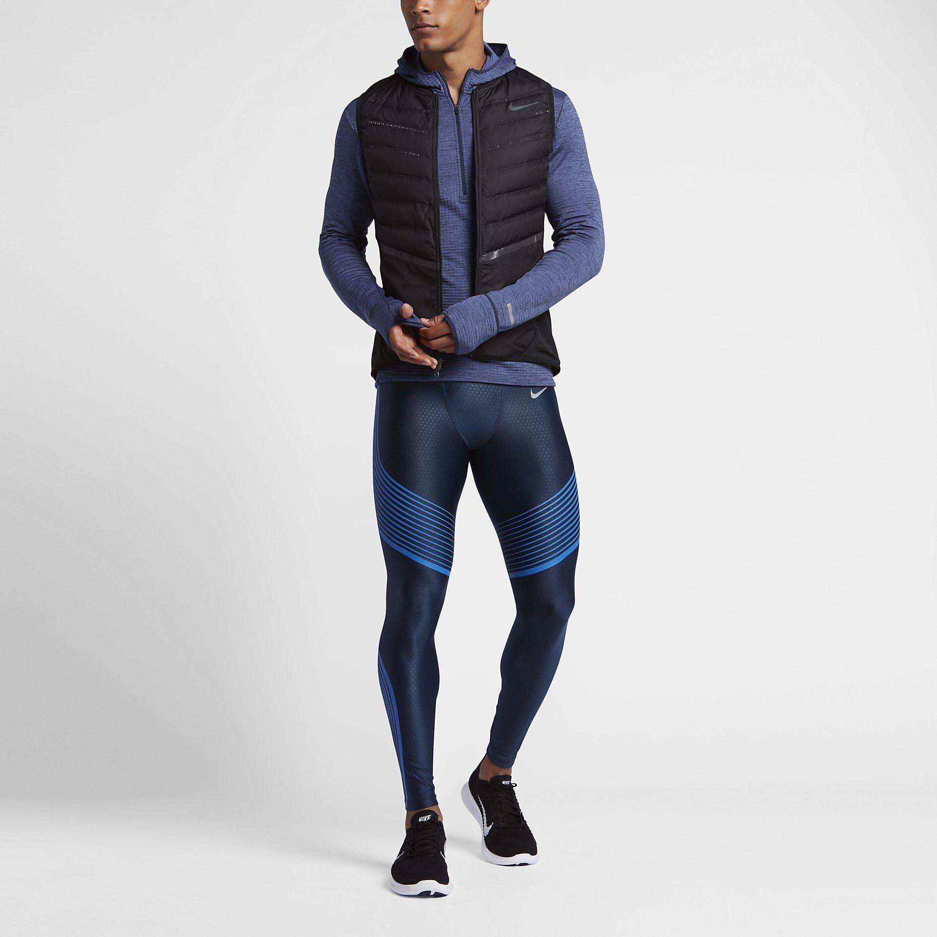 tenue nike running homme