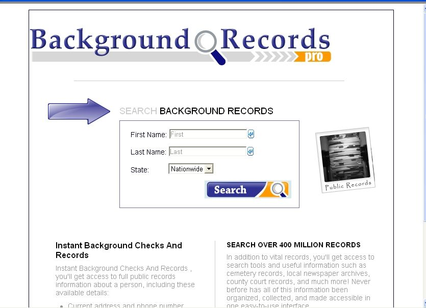 Judicial & Law Enforcement Records Search