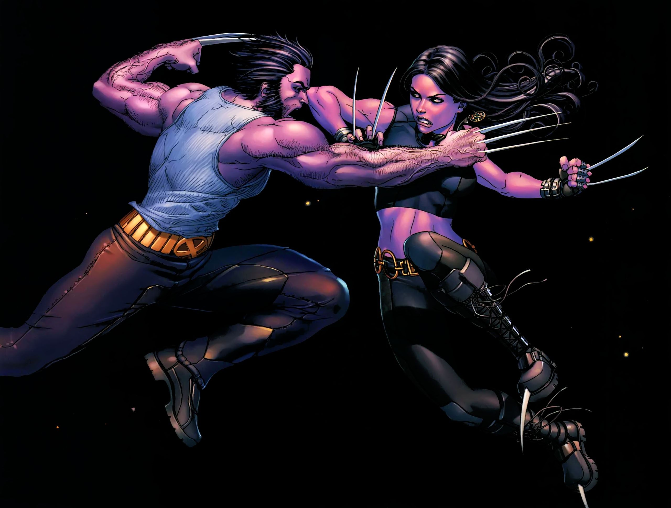 Wolverine X23  Characters  Marvelcom
