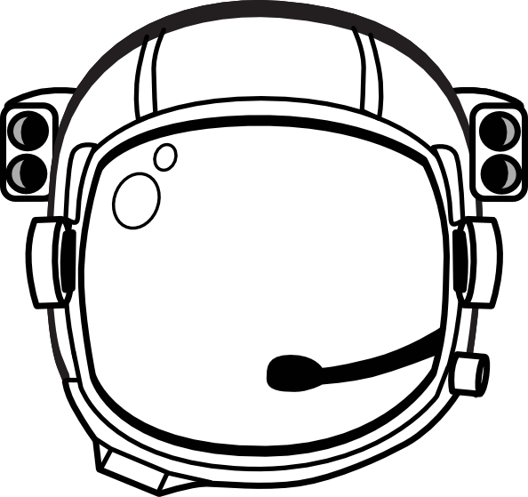 Astronaut Hat Printable