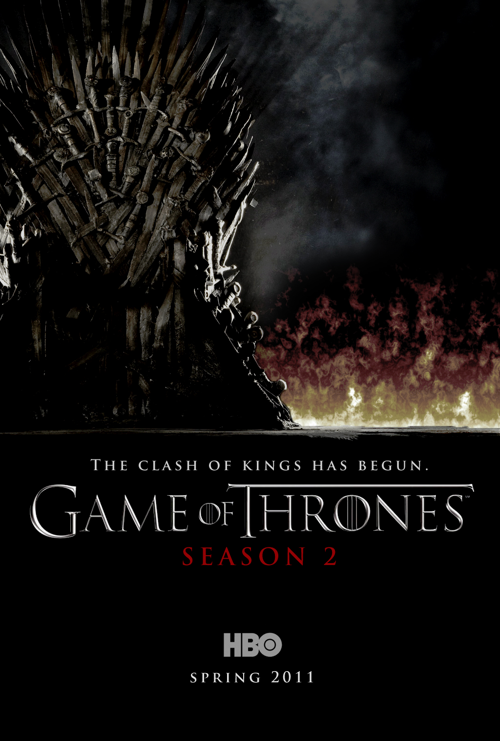 Game Of Thrones Fan Art Game Of Thrones Season 2 Poster Game Of Thrones Episodes Game Of Thrones Tv Game Of Thrones