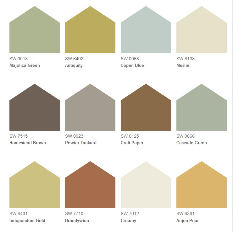 Tuscan Color Palette You Match Up Your Desired Colors For Enjoy
