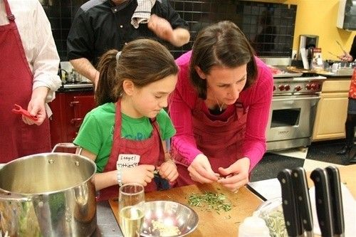 Small Fry Parent/Child Cooking Class: Hayride Party