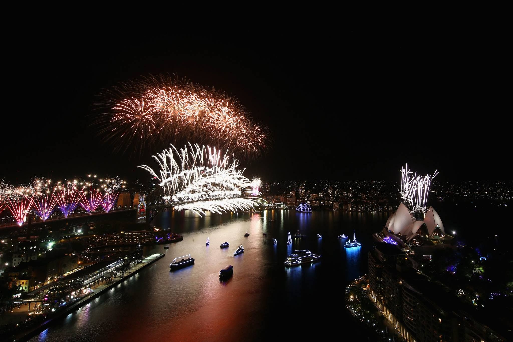 Happy New Year! Sydney, Australia (With images) New year